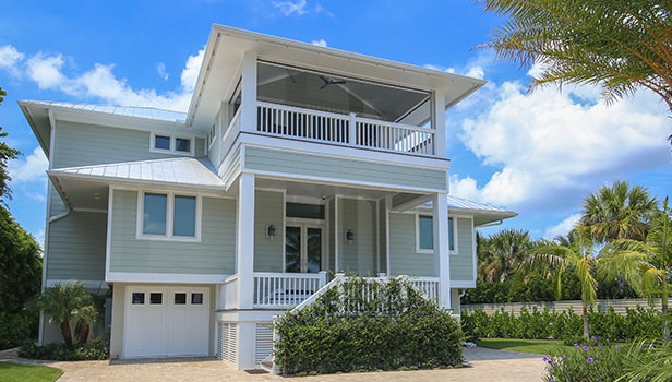 Boca Grande Historic District Projects Completed by Old Florida Homes | Boca Grande Home Builders
